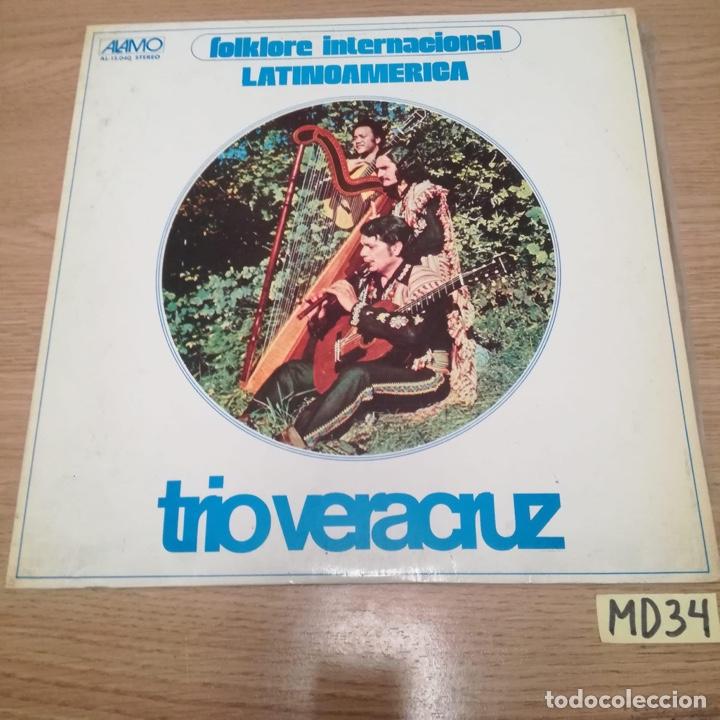 TRÍO VERACRUZ (Música - Discos - LP Vinilo - Otros estilos)