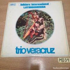 Discos de vinilo: TRÍO VERACRUZ. Lote 186464913