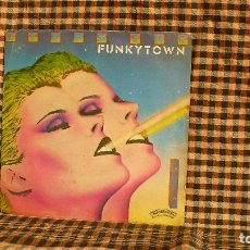 Discos de vinilo: LIPPS INC ?– FUNKYTOWN / ALL NIGHT DANCING, 1979, CASABLANCA ?– 61 75 034.. Lote 186607872