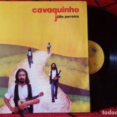 Discos de vinilo: FOLK JULIO PEREIRA ** CAVAQUINHO ** ORIGINAL 1981 VINILO PORTUGAL LP. Lote 186627361