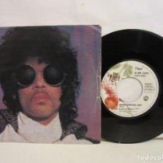 Discos de vinilo: PRINCE - WHEN DOVES CRY / 17 DAYS - SINGLE - 1984 - SPAIN - VG/VG. Lote 186632945