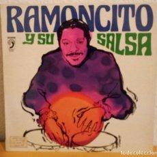 Discos de vinilo: J - RAMONCITO Y SU SALSA. Lote 186751985