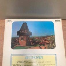 Discos de vinilo: BEETHOVEN. Lote 186780083