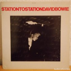 Discos de vinilo: J - DAVID BOWIE - STATION TO STATION - GOLDEN YEARS. Lote 186829266