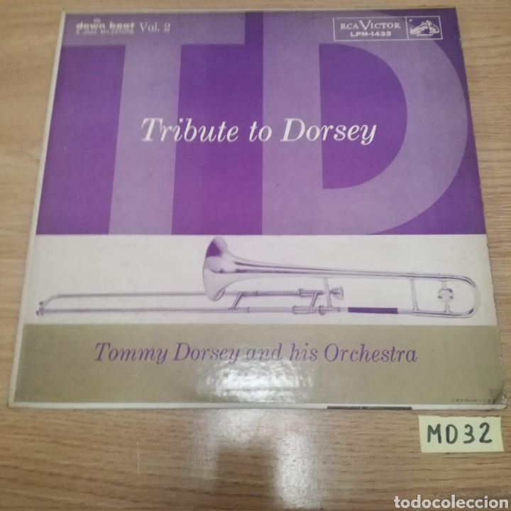 Discos de vinilo: Tommy Dorsey and his orchestra - Foto 1 - 186871475