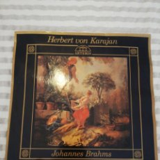 Discos de vinilo: HERBERT VON KARAJAN. Lote 186896195