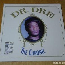 Discos de vinilo: DR. DRE - THE CHRONIC (LP REEDICIÓN) NUEVO. Lote 187061885