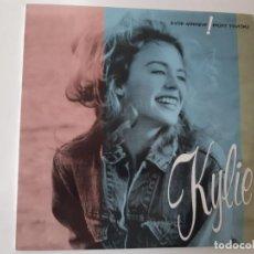 Discos de vinilo: KYLIE MINOGUE- ENJOY YOURSELF - USA LP 1990 + ENCARTE - VINILO COMO NUEVO.. Lote 187080457