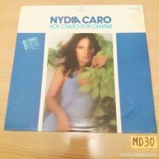 Discos de vinil: NYDIA CARO. Lote 187085703