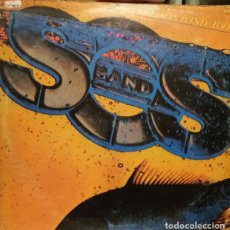 Discos de vinilo: THE S.O.S. BAND ‎– THE S.O.S. BAND TOO. Lote 187086695