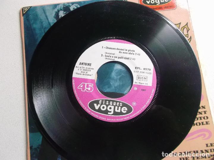 Discos de vinilo: ANTONIE, TITINE ACHETE MOI UN CAMION, 1967 FRANCE - Foto 2 - 187090011