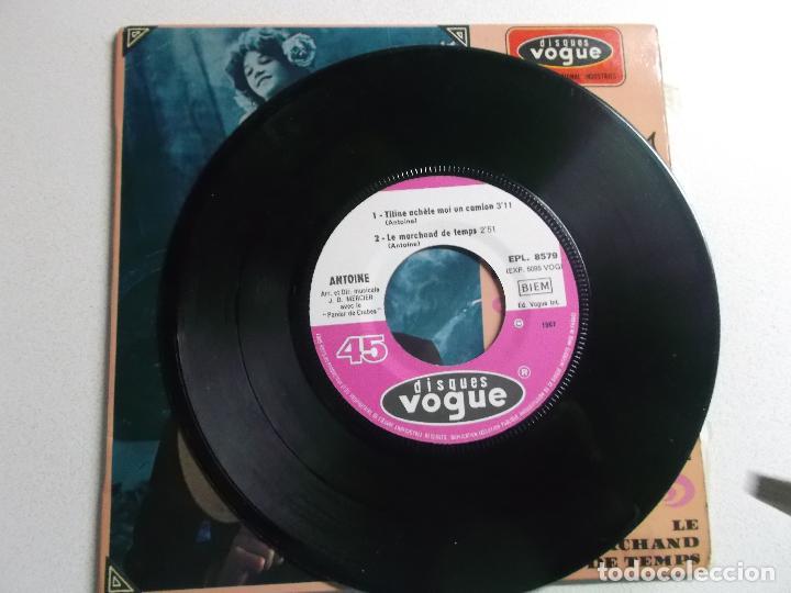 Discos de vinilo: ANTONIE, TITINE ACHETE MOI UN CAMION, 1967 FRANCE - Foto 3 - 187090011