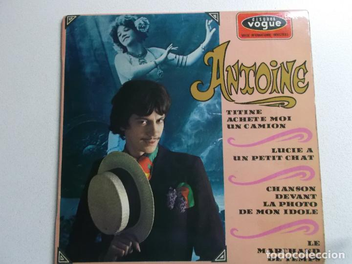 ANTONIE, TITINE ACHETE MOI UN CAMION, 1967 FRANCE (Música - Discos de Vinilo - EPs - Canción Francesa e Italiana)