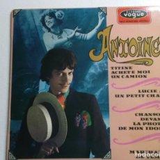 Discos de vinilo: ANTONIE, TITINE ACHETE MOI UN CAMION, 1967 FRANCE. Lote 187090011