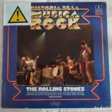 Discos de vinilo: THE ROLLING STONES – THE ROLLING STONES. Lote 187091086