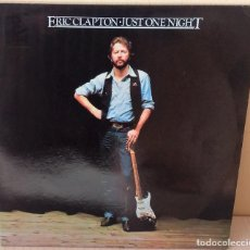 Dischi in vinile: ERIC CLAPTON - JUST ONE NIGHT R S O 2 LP´S - 1980 GAT. Lote 187091216