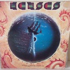 Discos de vinilo: KANSAS - POINT OF KNOW RETURN C B S EDIC. FILIPINAS - 1977. Lote 187092803