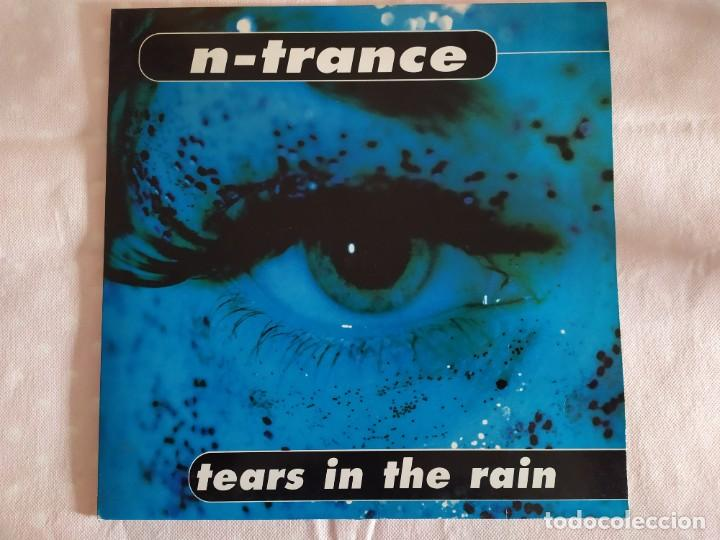 Discos de vinilo: N-Trance ‎– Tears In The Rain - Foto 1 - 187093110