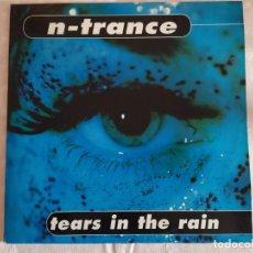 Discos de vinilo: N-TRANCE – TEARS IN THE RAIN. Lote 187093110