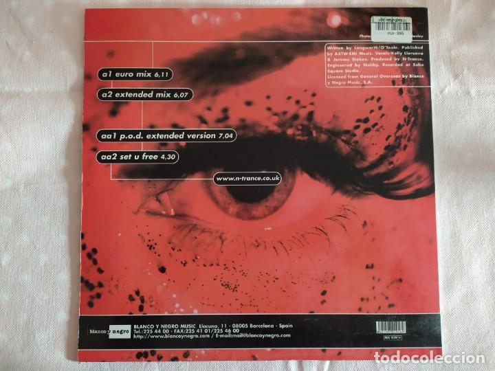 Discos de vinilo: N-Trance ‎– Tears In The Rain - Foto 2 - 187093110