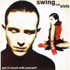 Discos de vinilo: SWING OUT SISTER - GET IN TOUCH WITH YOURSELF - LP 1992. Lote 187103000