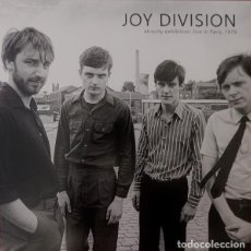 Discos de vinilo: JOY DIVISION ‎– ATROCITY EXHIBITION: LIVE IN PARIS, DECEMBER 18TH, 1979 -LP-. Lote 187106301