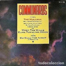 Discos de vinilo: COMMUNARDS PRESENTA THE MULTIMIX. Lote 187108807