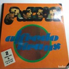 Discos de vinilo: ALFREDO KRAUS LP DOBLE (2 DISCOS) SELLO PUZZLE AÑO 1978.. Lote 187115101