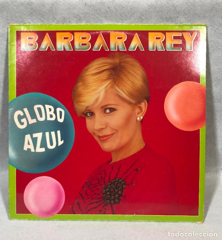 BARBARA REY - GLOBO AZUL (Música - Discos - Singles Vinilo - Solistas Españoles de los 70 a la actualidad)