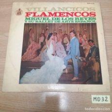 Discos de vinil: VILLANCICOS FLAMENCOS. Lote 187121757