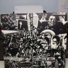 Discos de vinilo: EP NORTHERN ALLIANCE : DEATH ANTHEMS FOR A WORLD OF SHIT (BLACK METAL ). Lote 187125056