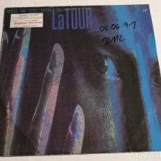 Discos de vinilo: LATOUR - PEOPLE ARE STILL HAVING SEX - 1991. Lote 187126271
