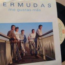 Discos de vinilo: SINGLE ( VINILO) - DE BERMUDAS AÑOS 80. Lote 187146467