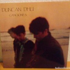 Discos de vinilo: J - DUNCAN DHU - CANCIONES. Lote 187147708