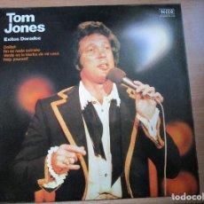 Discos de vinilo: TOM JONES EXITOS DORADOS - DELILAH - HELP YOURSELF - NO ES NADA EXTRAÑO - NOT RESPONSIBLE - . Lote 187149387