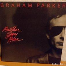 Discos de vinilo: J - GRAHAM PARKER - ANOTHER GREY AREA. Lote 187150881