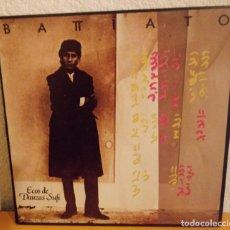 Discos de vinilo: J - BATTIATO - ECOS DE DANZAS SUFI. Lote 187153636