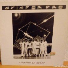 Discos de vinilo: J - EL AVIADOR DRO - PROGRAMA EN ESPIRAL. Lote 187156268