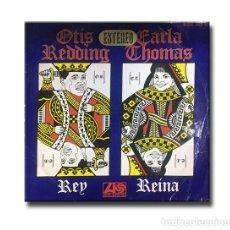 Discos de vinilo: OTIS REDDING & CARLA THOMAS - REY Y REINA . Lote 187157773