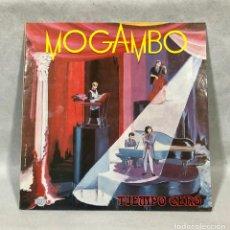 Discos de vinilo: MOGAMBO 1986 - TIEMPO CERO. Lote 187158965