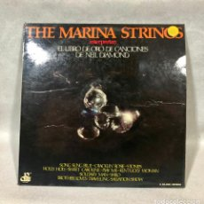 Discos de vinilo: LP THE MARINA STRINGS - 1973 - 20TH CENTURY RECORDS. Lote 187159402