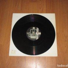 Discos de vinilo: HELL - ORIGINAL STREET TECHNO - MAXI - GERMANY - DISKO B - IBL - . Lote 187166848