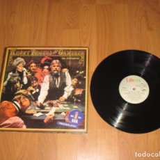 Discos de vinilo: KENNY ROGERS - THE GAMBLER - SPAIN - LIBERTY - EMI - IBL - . Lote 187167011