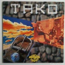 Discos de vinilo: TAKO - TODOS CONTRA TODOS - ARIOLA - 74321148321 - ESPAÑA - 1993 - ENCARTES - DESCATALOGADO - EX++. Lote 187168037