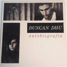Discos de vinilo: DOBLE LP DUNCAN DHU AUTOBIOGRAFÍA. 1989. Lote 187178996