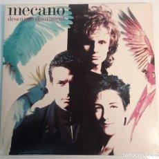 Discos de vinilo: LP MECANO. DESCANSO DOMINICAL. 1988 ARIOLA. . Lote 187179502