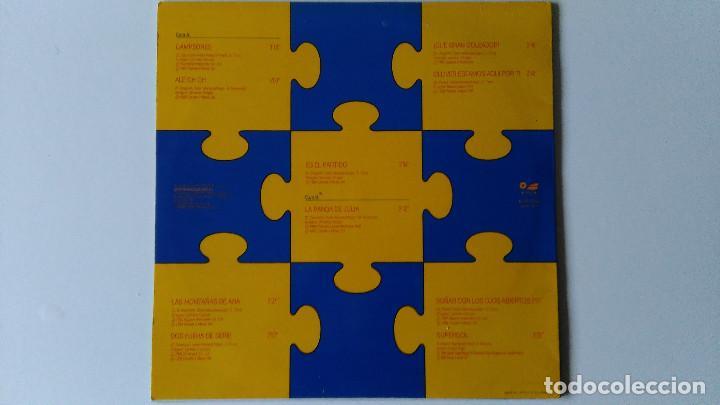 Discos de vinilo: CAMPEONES Y TUS AMIGOS DE TELE 5 (1990) - Foto 2 - 187180292