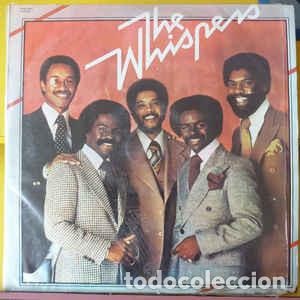 THE WHISPERS ‎– THE WHISPERS (Música - Discos - LP Vinilo - Funk, Soul y Black Music)