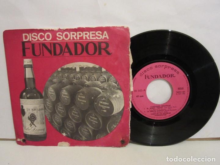 COROS DE LAS ESCUELAS AVEMARIANAS - CANCIONES INFANTILES - EP - 1968 - VG/P (Música - Discos de Vinilo - EPs - Música Infantil)