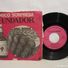 Discos de vinilo: COROS DE LAS ESCUELAS AVEMARIANAS - CANCIONES INFANTILES - EP - 1968 - VG/P. Lote 187186951